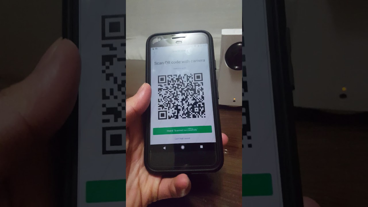 Need Help MiHome App Failed to connect Xiaomi dafang 1080p IP camera