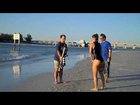 """Shark Huntress-Deadly Diva"" Natalia Muntean by GW Burns and John Dorton"