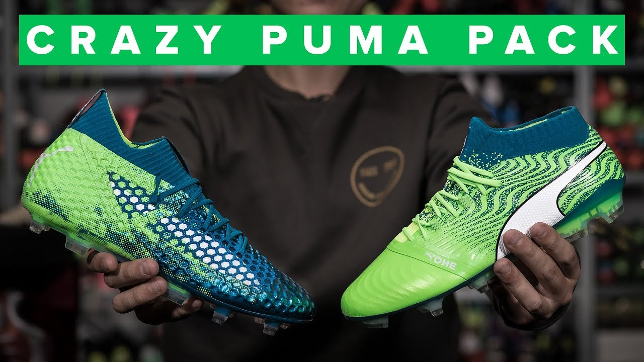 bd9e1391d PUMA Frenzy Pack - bonkers or beautiful  New FUTURE   ONE colours ...