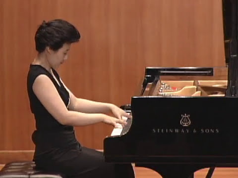 Pianist Hie-Yon Choi plays Beethoven Diabelli Variations, Op.120