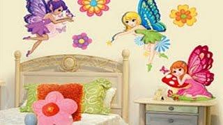 Веселые наклейки в детскую комнату(Если Вы хотите украсить спальню ребенка, то здесь может быть множество интересных и оригинальных вариантов..., 2013-05-16T14:42:19.000Z)