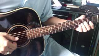 Hướng dẫn đệm hát : Vừa biết dấu yêu - Quốc Bảo
