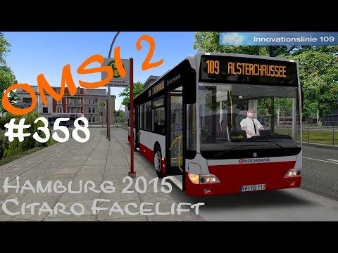 OMSI 2 #358 Innovationslinie 109 - Update für Hamburg Tag&Nacht ☆ Let's Play OMSI 2
