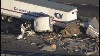 Careless driver killed three on I-40: DA