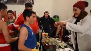 Открытый турнир по боксу Гегаркуникской области 50кг Тигран Овсепян(Ванадзор)-Овик Варданян(Мартуни)