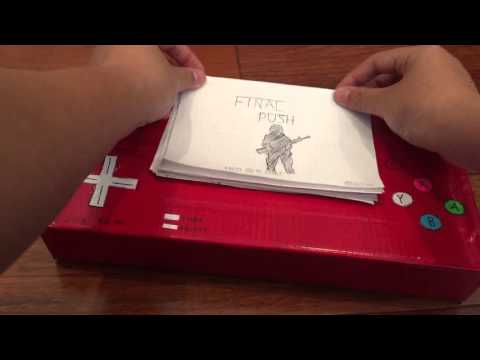 NEW PAPER GAME AND CONSOLE (IMPORTANT!)