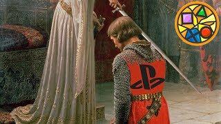 The King | Sacred Symbols: A PlayStation Podcast, Episode 71