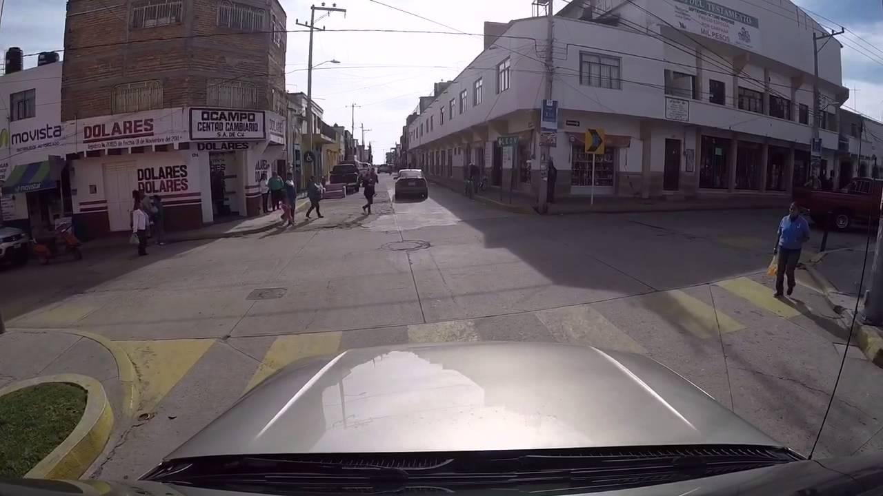 Ocampo Guanajuato 2014 Youtube