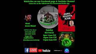 Paranormal Soup Ep 260 guest William J. Donahue