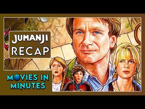 Jumanji (1995) In 4 Minutes (Movie Recap)