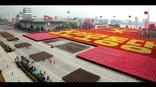 Военная мощь Северной Кореи. Качество видео не очень, хотя видео интересное.(Северная Корея хоть и не большая страна но армия одна из самых мощных в мире. Блог о наколках http://www.nakolochka.in/..., 2013-10-19T13:51:28.000Z)