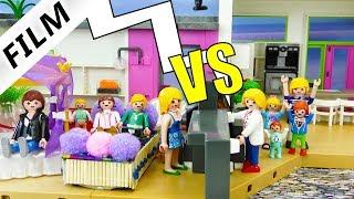 Playmobil Film Deutsch | SCHNÖSEL vs VOGEL Einzug in die LUXUSVILLA | Haus aufgeteilt!? Kinderserie