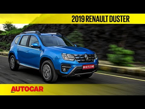2019 Renault Duster Facelift – Has It Still Got It? | First Drive Review | Autocar India