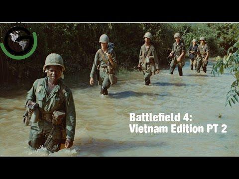 UniversalGaming 69 Plays...Battlefield 4 With Concavechimp87 Vietnam Edition PT 2