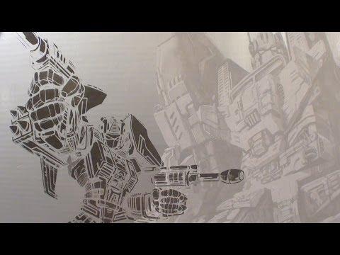 T2RX6 Reviews: Warbotron WB-01A Air Burst
