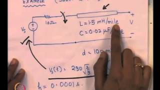 Mod-01 Lec-33  Transmission Lines. Prime Mover Systems