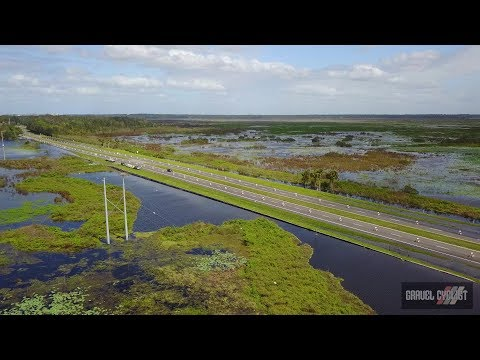 Gainesville, Florida after Hurricane Irma  - Part Two - Paynes Prairie