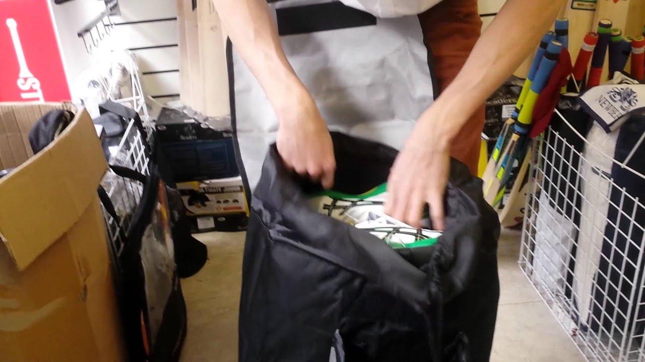 789b277341df Newbery Big Duffle Bag Review. ItsJustCricket