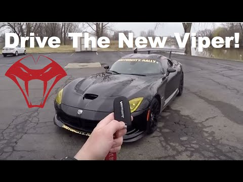 What Its Like to Drive a Viper GTS!