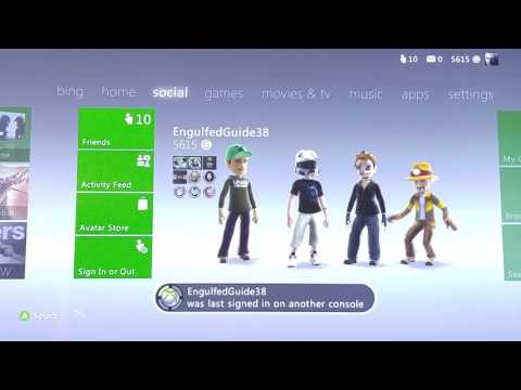 How to get free xbox 360 games from your friends