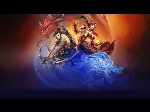 Heroes of the Storm - Party Chat - Christmas Playlist