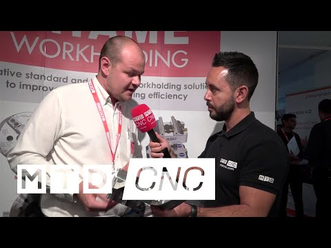 Thame Workholding Partner SECO Tools