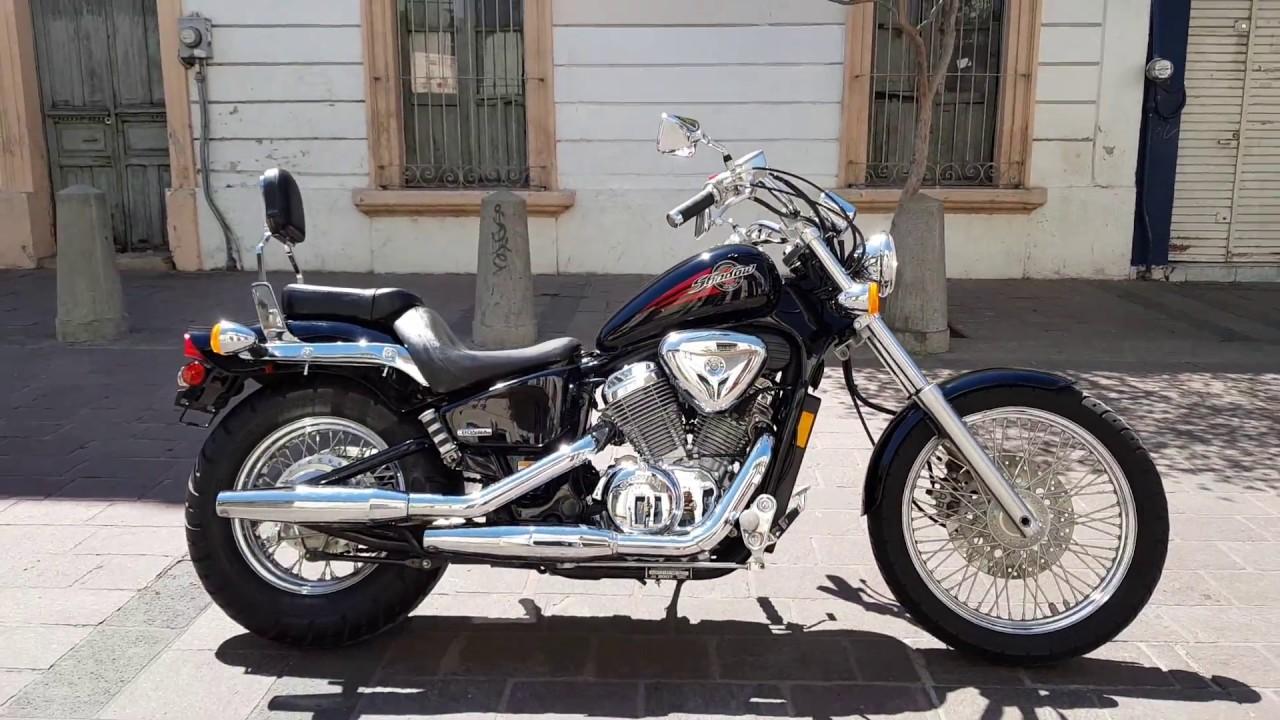 Honda Shadow Vlx 600 Cc A U00f1o 2007