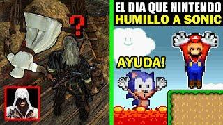10 Videojuegos que se BURLAN de Otros Juegos