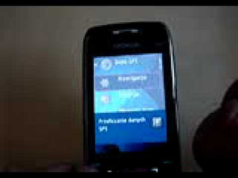 Nokia E66-software