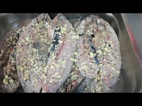 HOW TO DEBONED AND MARINATE MILK FISH