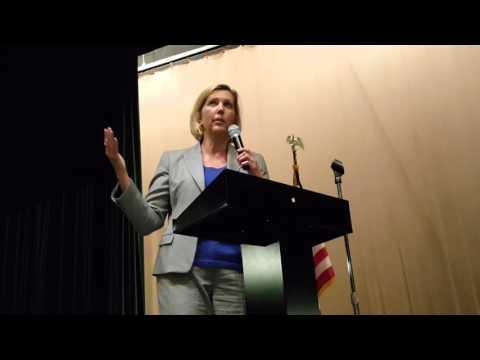 Senator Sue Rezin at GLB Hearing - April 21st, 2016