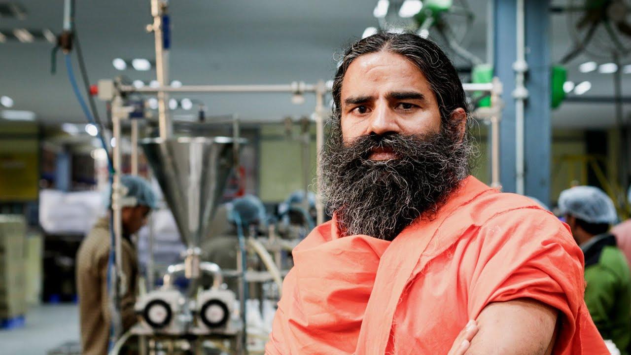 Indian Yoga Guru S Consumer Goods Empire Patanjali Youtube