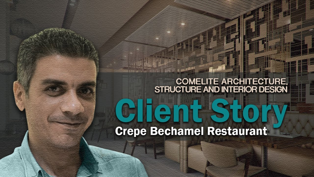 Client Story Crepe Bechamel Restaurant Interior Design By Cas Youtube