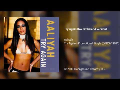 Aaliyah - Try Again (No Timbaland/No Rap Version)