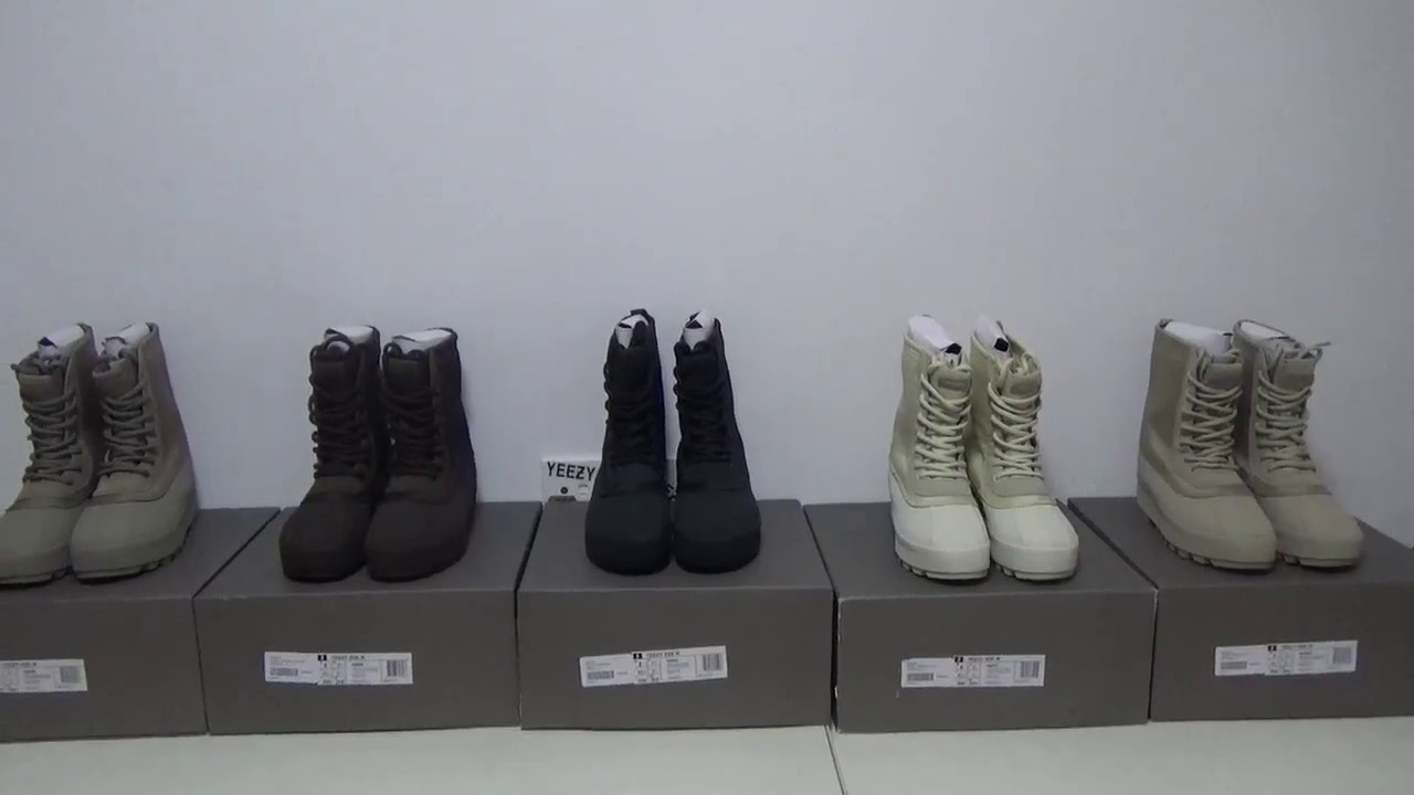 93b2570be ... hot yeezy 950 boot turtle dove pirate black oxford tan chocolate brown  moonrock from yeezyswholesale 57768