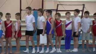 Соревнования по гимнастике в г.Балашов