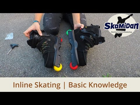 Inline skating know-how tutorials – The most detailed tutorials on the internet