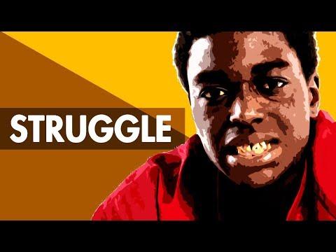 """STRUGGLE"" Dope Trap Beat Instrumental 2017   Lit Wavy Rap Hiphop Freestyle Trap Type Beat   Free DL"