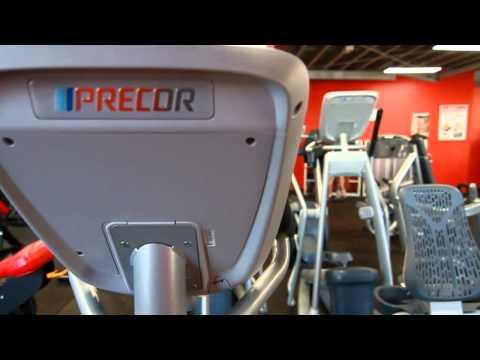 Precor at World Gym Australia