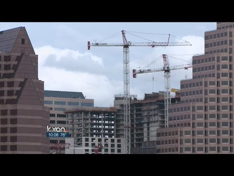 Downtown Austin energy needs skyrocketing