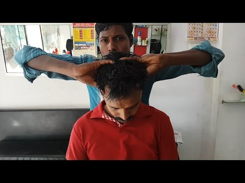 Complete Massage By Rural Barber (extreme) - with Time Stamps