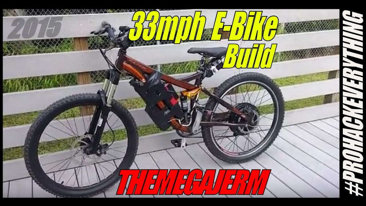 Diy electric bike yl67 jornalagora for Fastest electric bike hub motor