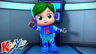 1 2 пристегни мою обувь Еще KiiYii мультфильмы для детей детские песни