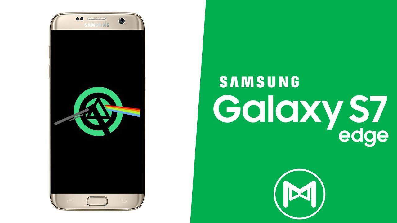 Samsung Galaxy S7 Edge   FloydROM V2.0   S9+ Port - OneUI 2.0   Android 10 Q ROM