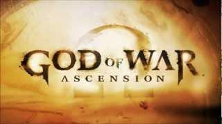 GOW Ascension Super Bowl Trailer Full Song - Ellie Goulding - Hanging On [Living Phantoms Remix]