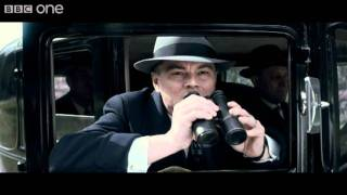 Leonardo Dicaprio as J. Edgar Hoover - Film 2012 With Claudia Winkleman - BBC One