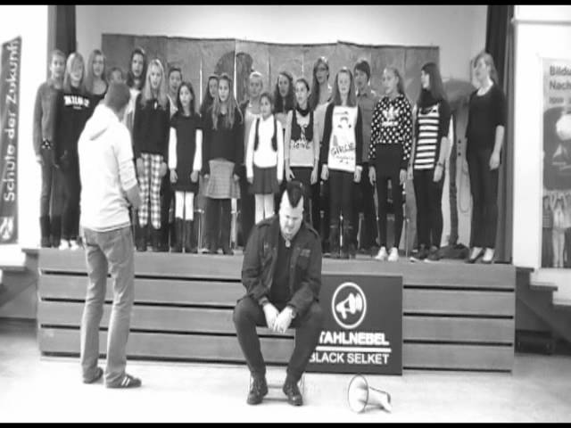 Stahlnebel & Black Selket feat. Cantalino youth choir - Dead silence