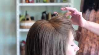 видео Женские причёски 70 – х годов