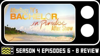 Bachelor in Paradise Season 4 Episodes 6 - 8 Review W/ Jasmine Goode & Fred Johnson | AfterBuzz TV