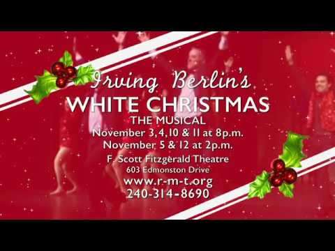 "Rockville Musical Theater Presents ""White Christmas"""